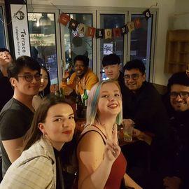 International Pub Party