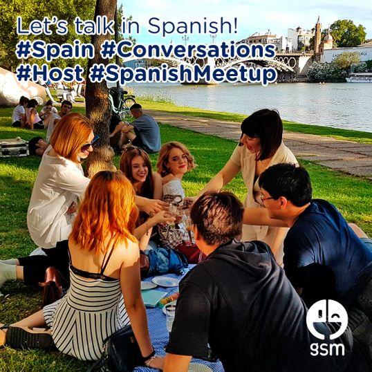 스페인어로 나누는 캐쥬얼한 대화 밋업