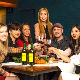 Wine and Cheese Meetup