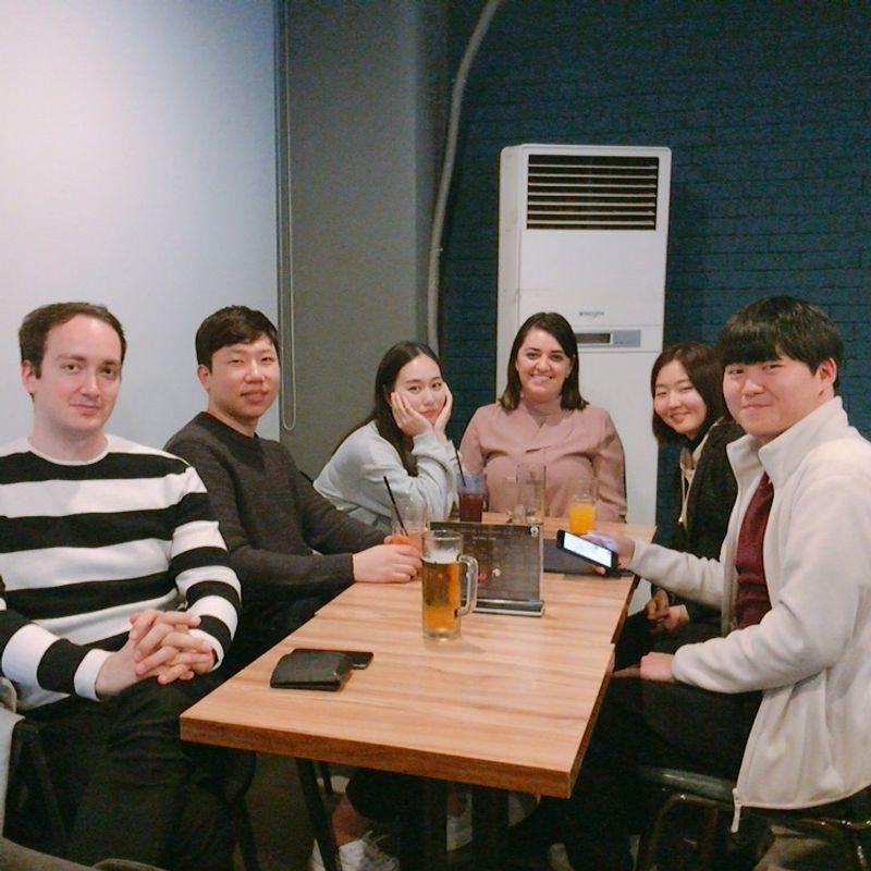 English-Korean Language Exchange